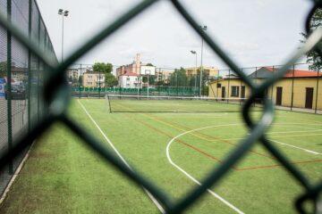Obnova sportovní infrastruktury