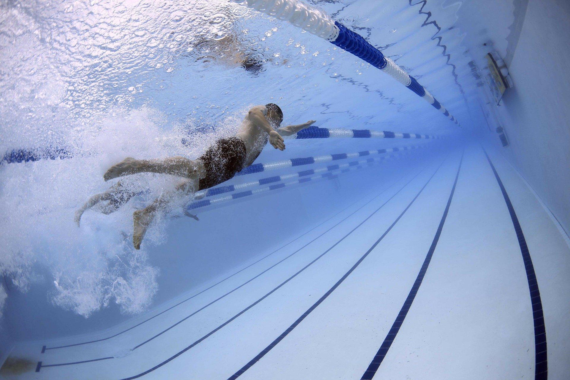 Plavecký bazén 25m
